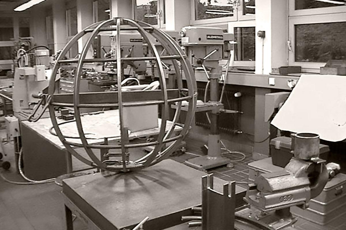 Metallbau Werkstatt
